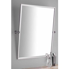 Bathroom Rectangular tilting Mirror