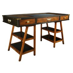 Cherry & Maple Navigators Desk
