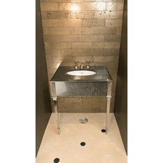 Deco Bathroom Washstand