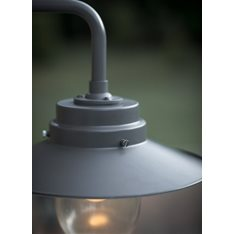 Dublin Outdoor Lamp Steel