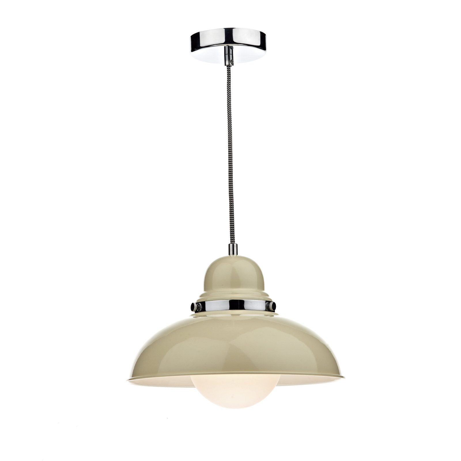 Hicks And Hicks Dynamic Kitchen Pendant Light Cream