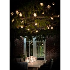 Festoon Lights for Outdoor Use