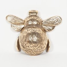 Honeybee Brass Door Knocker