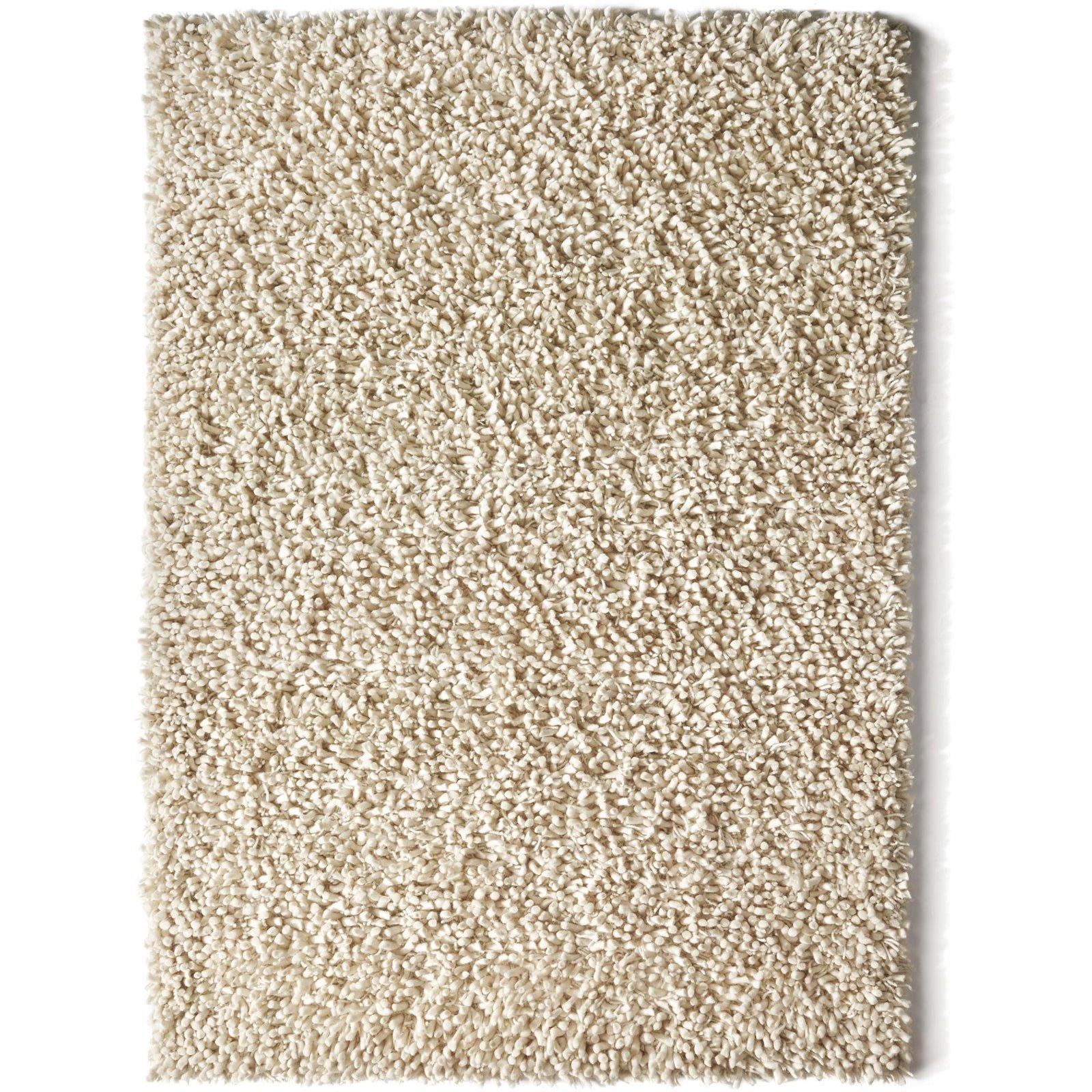 Maine Ivory Textured Wool Rug