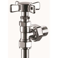Towel Rail Valve Traditional