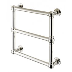 Wall Mounted 3 Rail Towel Warmer 38mm Tube