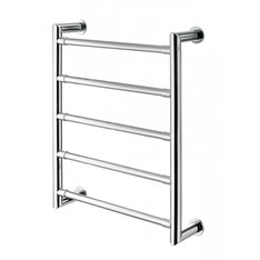 Wall Mounted 5 Rail Towel Warmer 32mm Tube