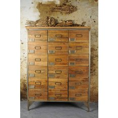 Industrial Apothecary Chest  Image