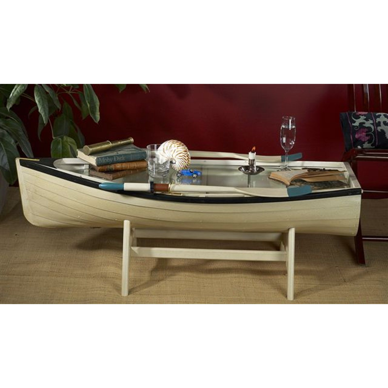 Dory Bookshelf/Coffee Table Image