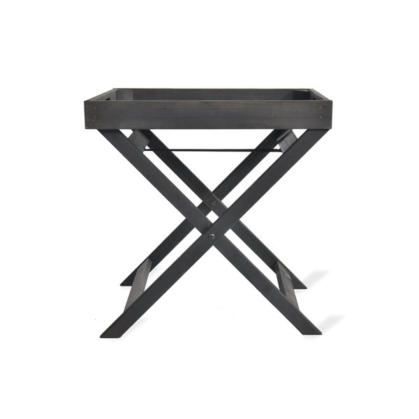 Black Butlers tray table