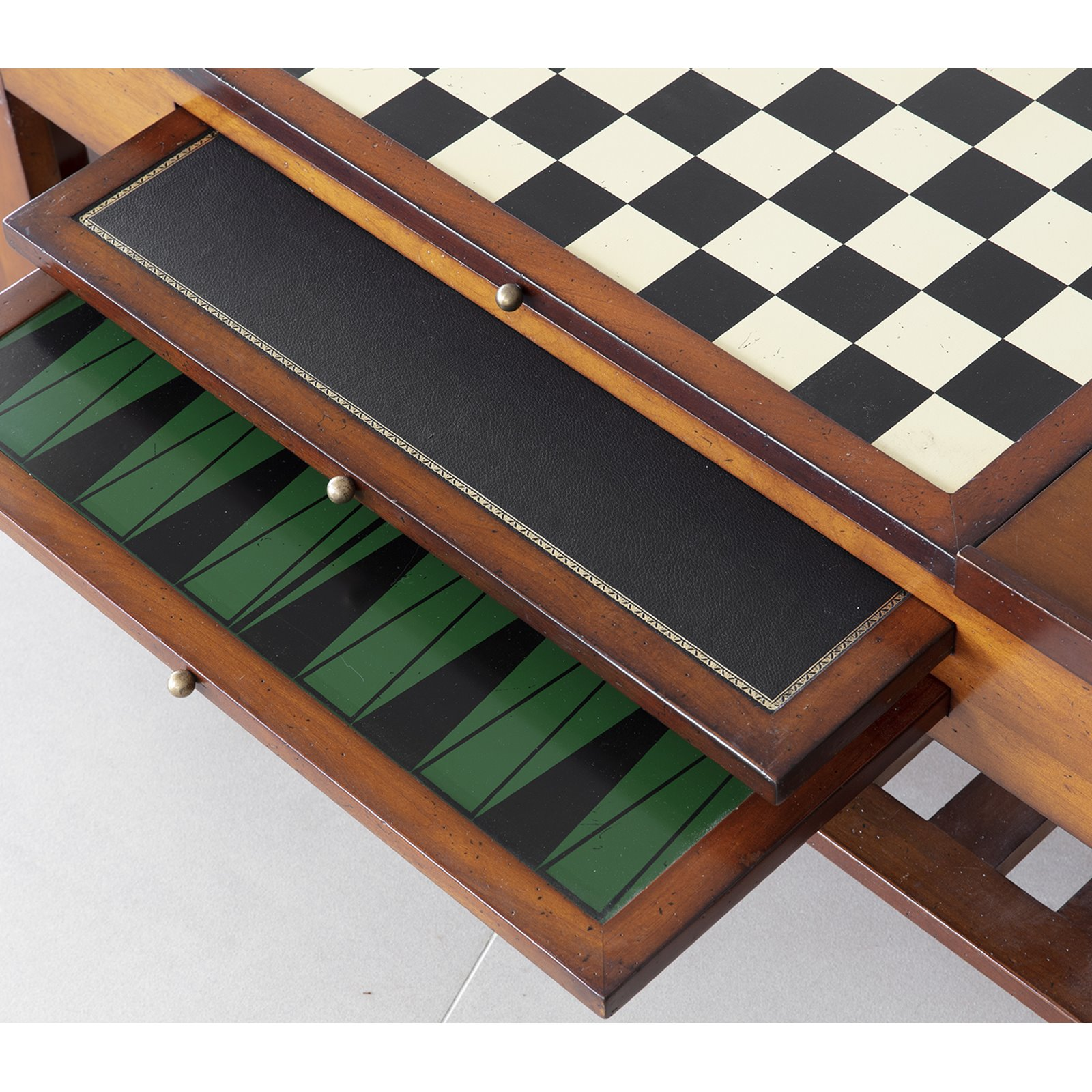 Cherry & Maple Game Table Image
