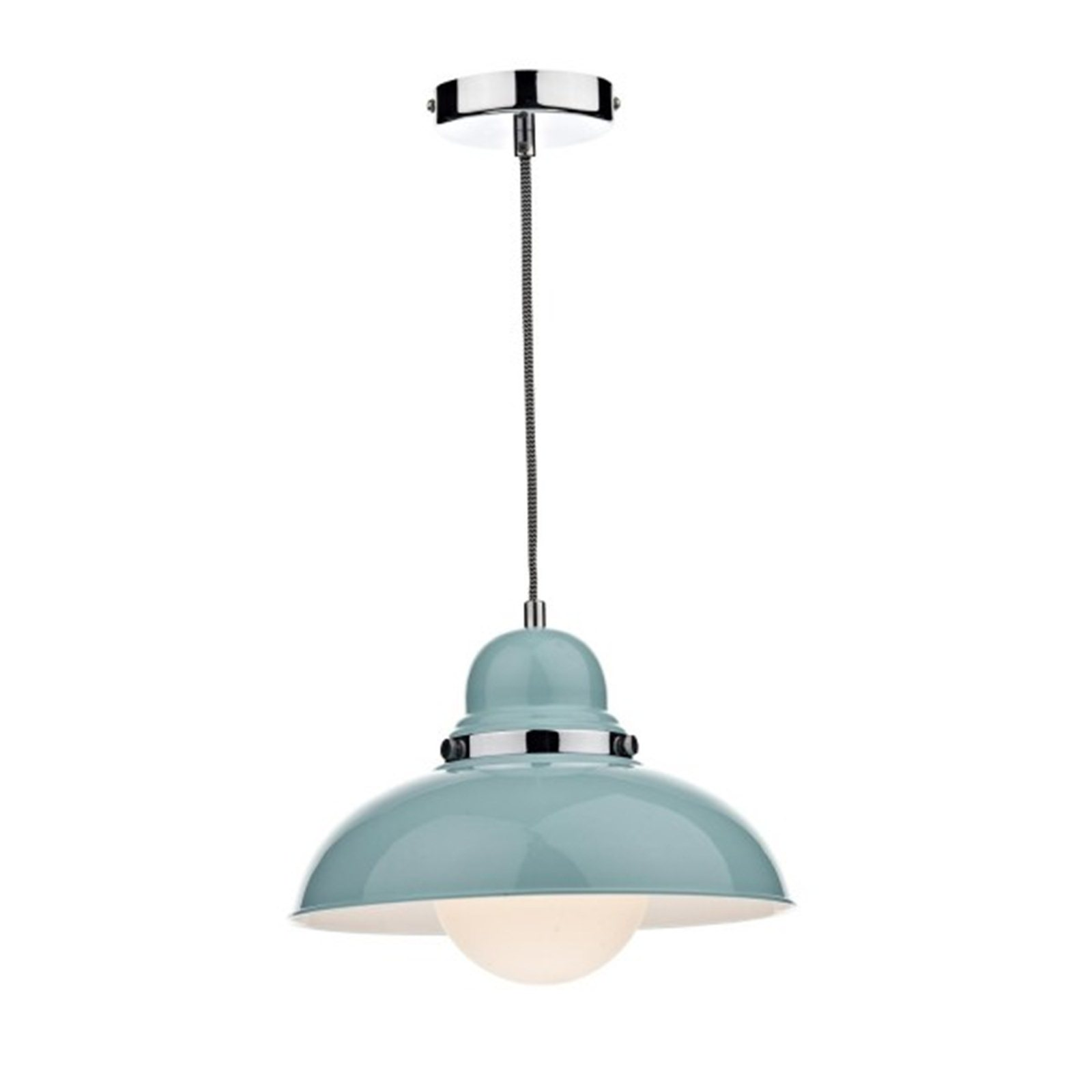 Dynamic Kitchen Pendant Light Blue Image