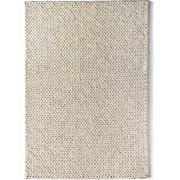 Fusion Ivory Wool Rug
