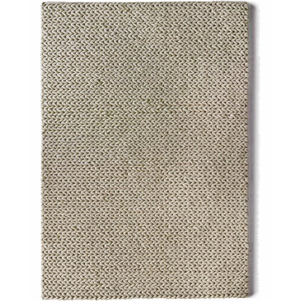 Fusion Oyster Wool Rug
