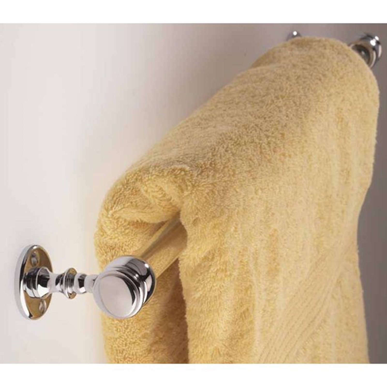 Handmade Bathroom Single Towel Rail  Image
