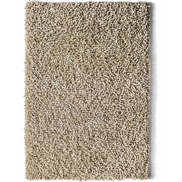 Maine Oyster Textured Wool Rug