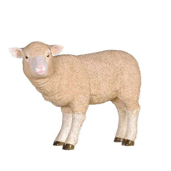 Marys Little Lamb Statue