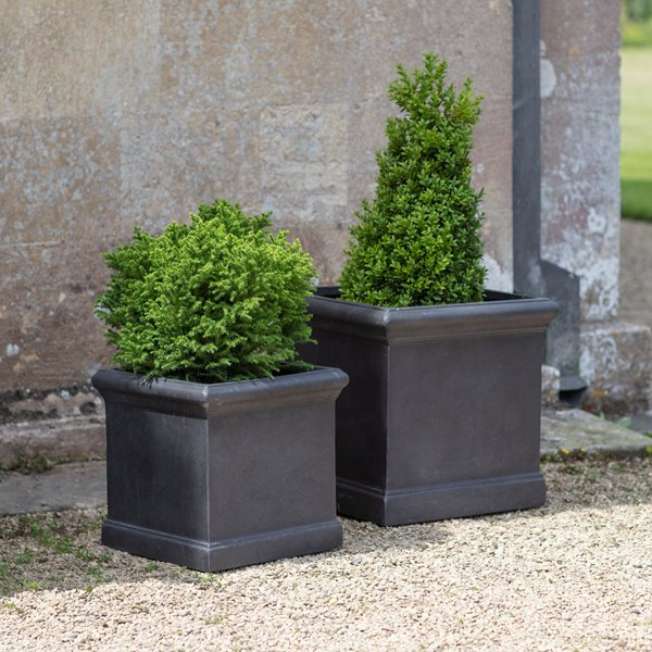 Pair of Highgrove Square Planters