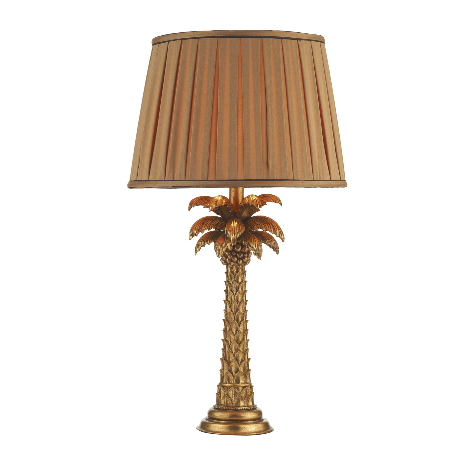 Palm Tree Table Lamp Image