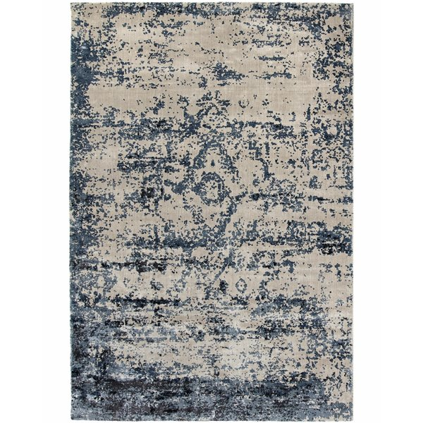 Persia Midnight Oyster Rug