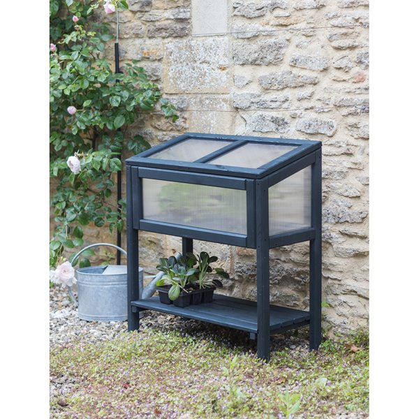 PINEWOOD RAISED COLD FRAME