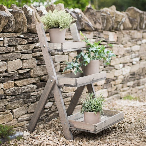 SPRUCEWOOD  POT LADDER